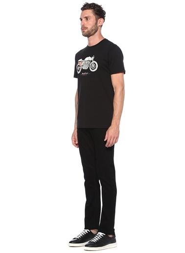 Deus Ex Machina Tişört Siyah